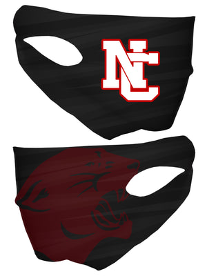 North Central Single Layered Mask