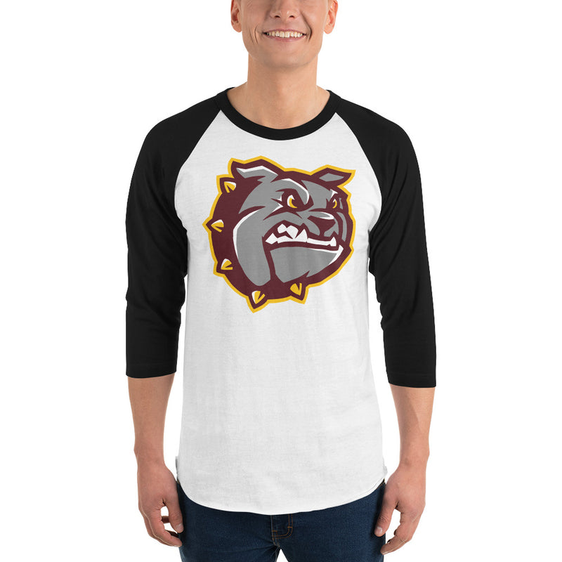 SC 3/4 sleeve raglan shirt