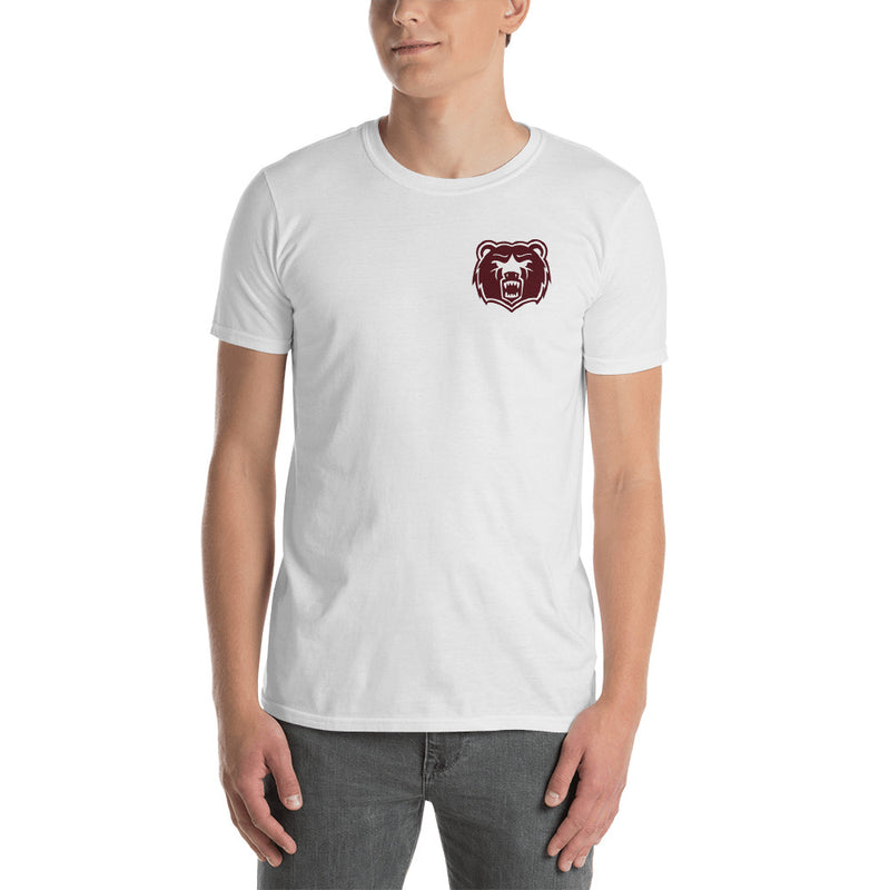 LC Short-Sleeve Unisex T-Shirt
