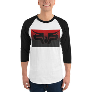 Vigor 3/4 sleeve raglan shirt