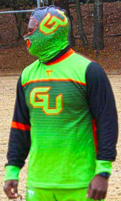 GU Line Gradient Sweat Shirt