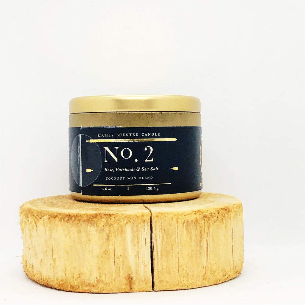Britten & Bailey's 4.6 oz Single Wick Candles