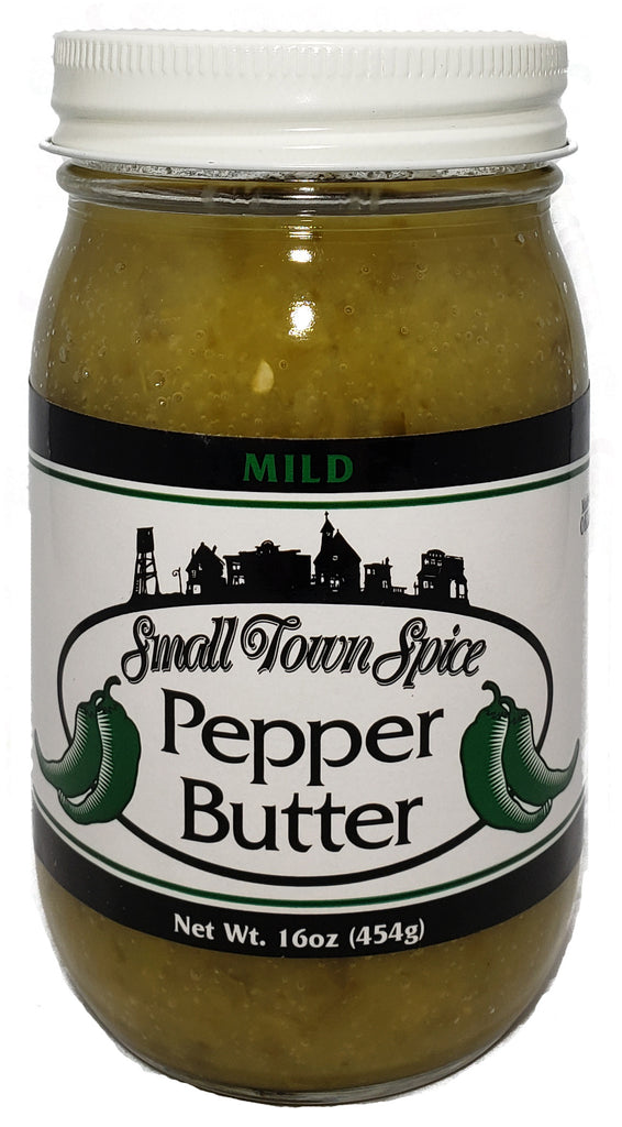 Small Town Spice Pepper Butter