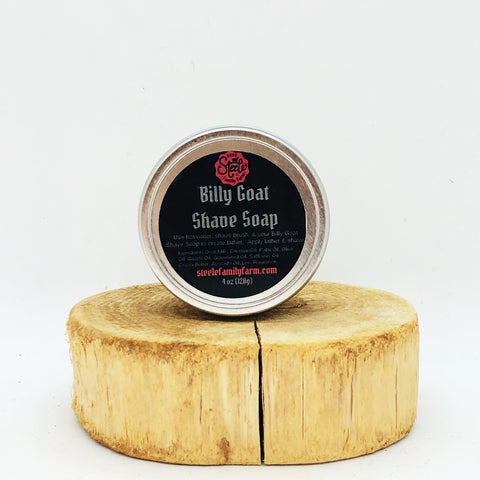 Shave Soap by Steel Family Farm