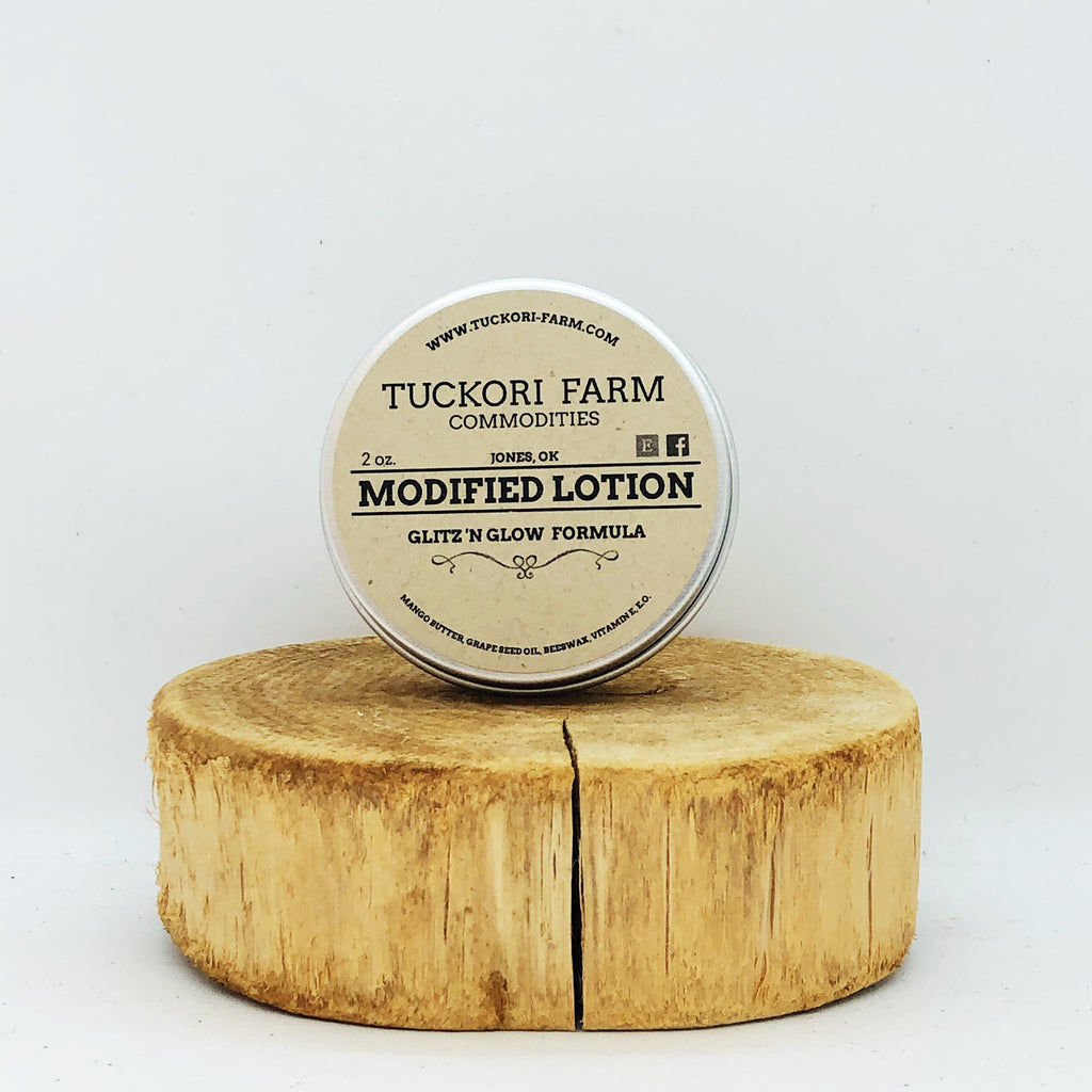 Tuckori Farm Modified Lotion