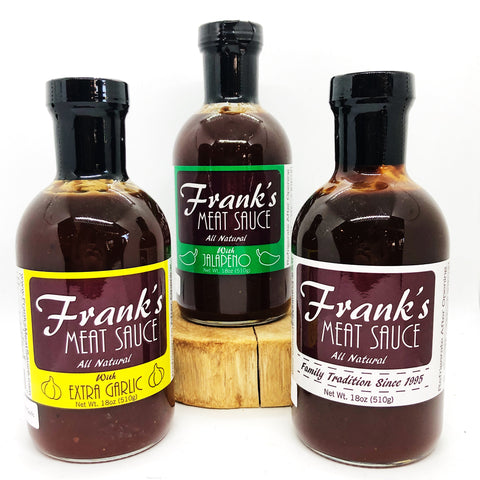 Frank's Meat Sauce