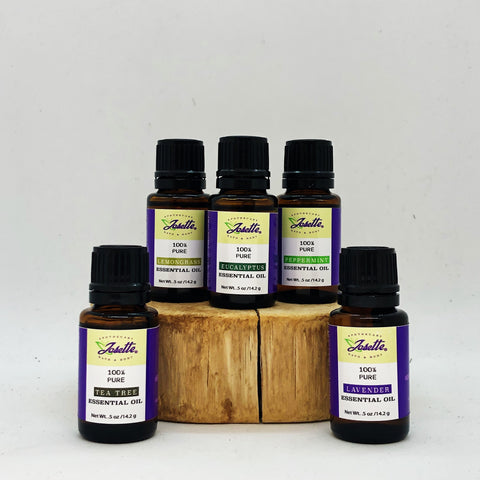 Josette Bodycare Essential Oils