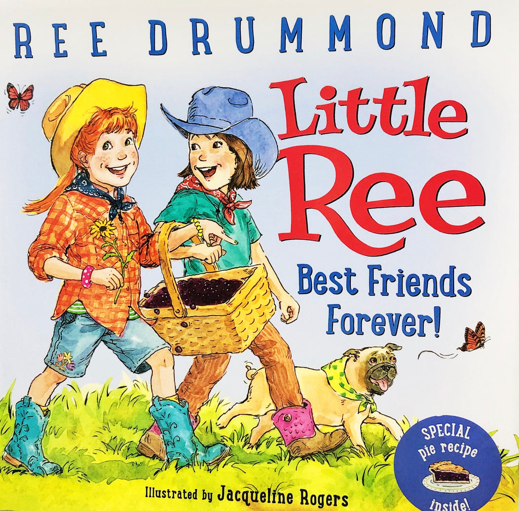 Little Ree - Best Friends Forever