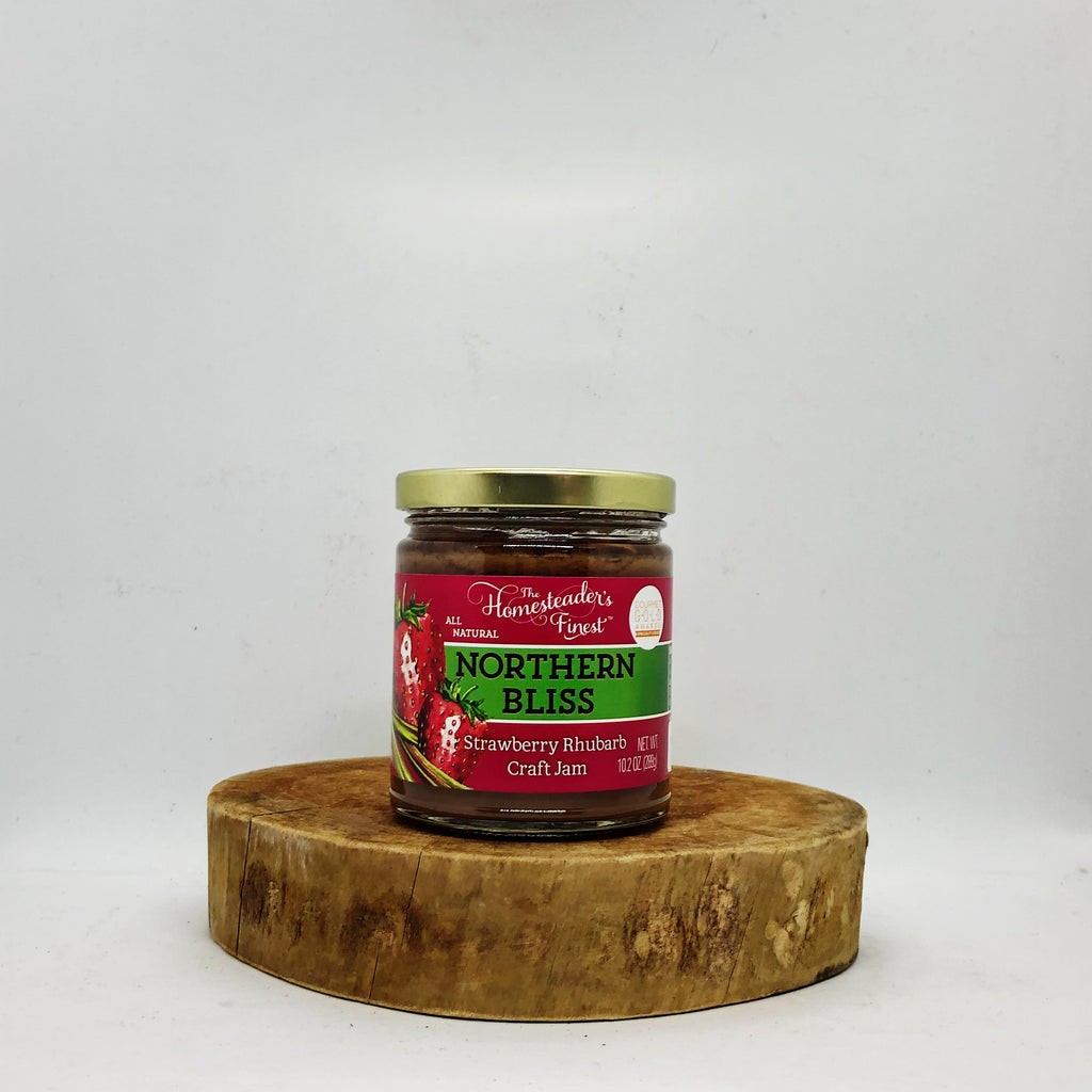 The Homesteader's Finest Jams, Jellies, Honey and Sauces
