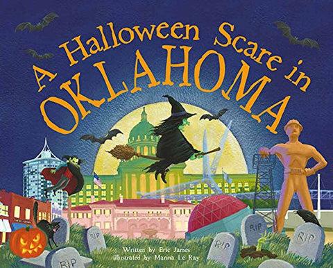 A Halloween Scare in Oklahoma