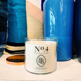 Britten & Bailey's Two Wick Candles