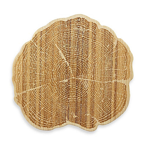 Tree of Life Cutting and Serving Board, 13""