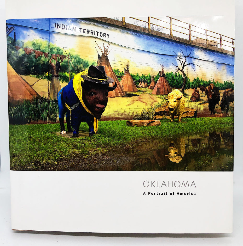 Oklahoma: A Portrait of America (Hardcover)