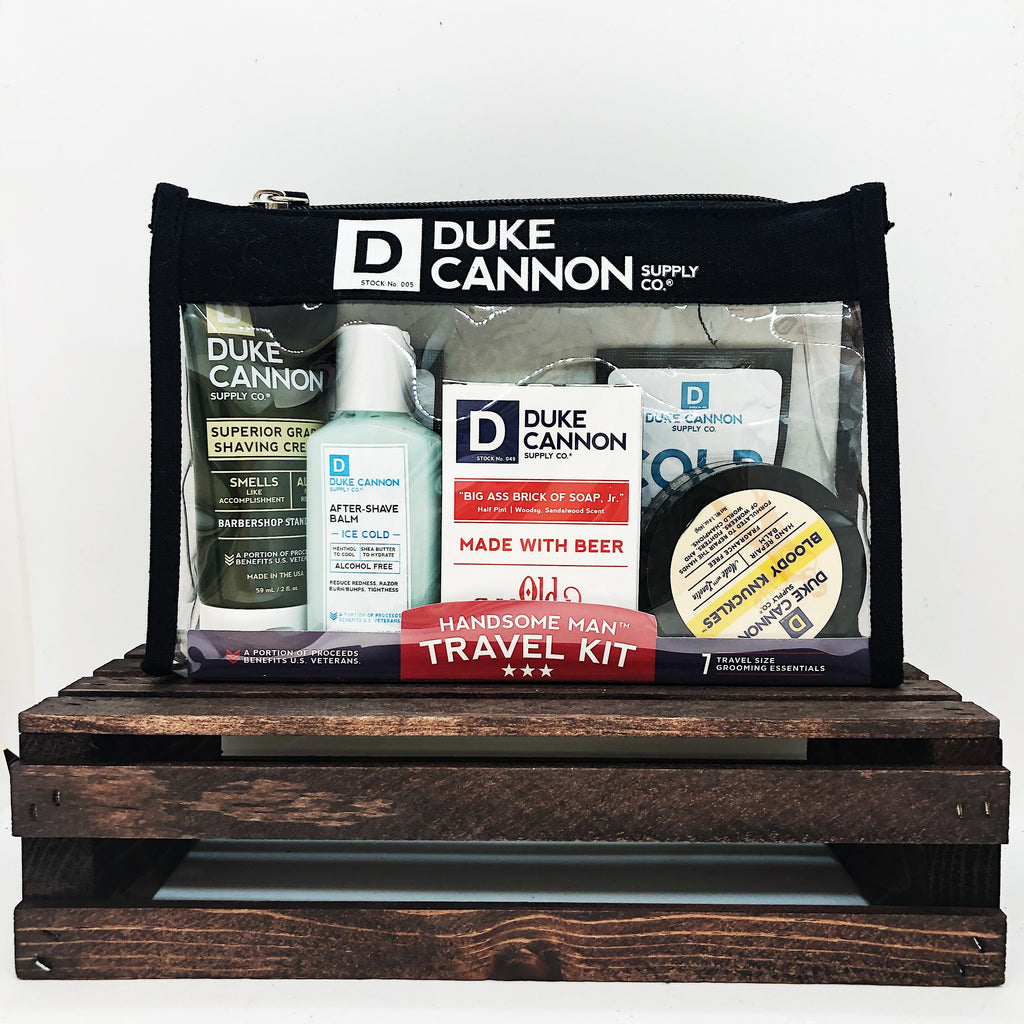 Duke Cannon Supply Co. Men's Kits