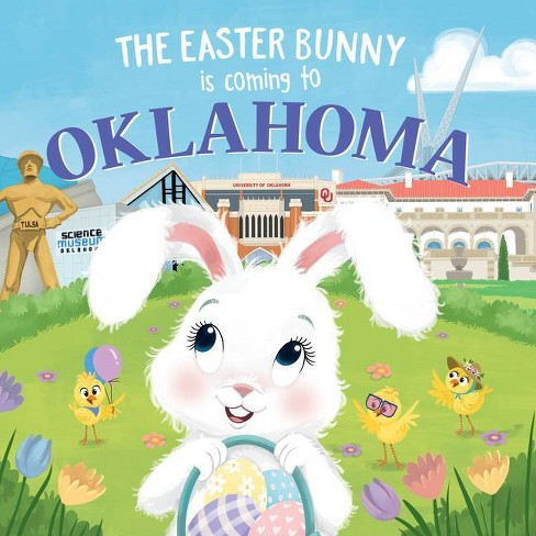 The Easter Bunny is Coming to Oklahoma