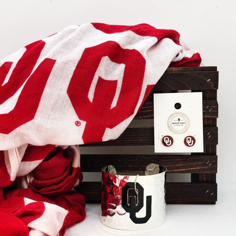 Sooner Pride Women's Gift Set #2