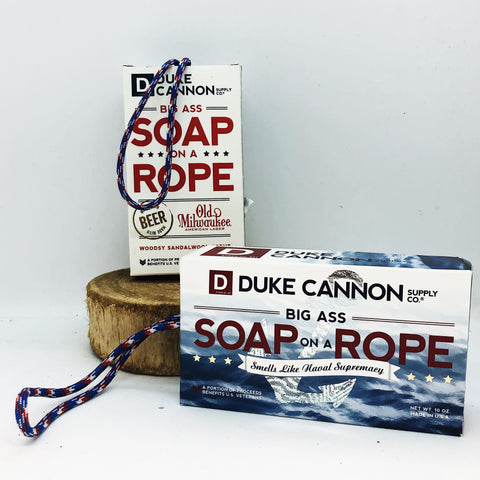Duke Cannon Supply Co. Big Ass Soap on a Rope