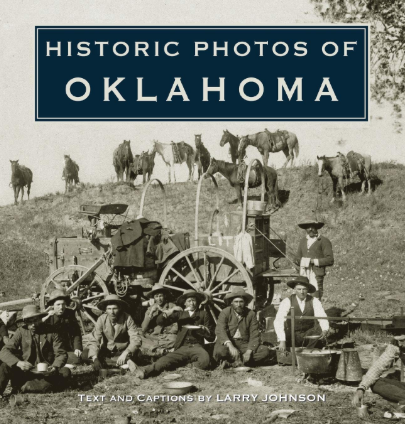 Historic Photos of Oklahoma (Hardcover)