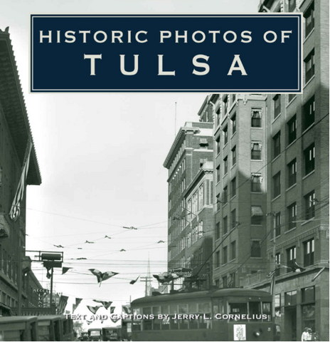 Historic Photos of Tulsa (Hardcover)