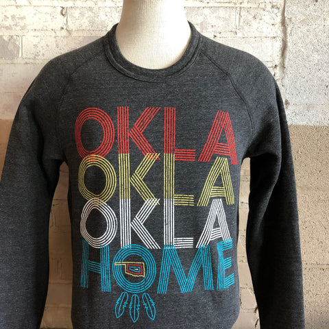 Harvey Nicole - Okla Home Sweatshirt