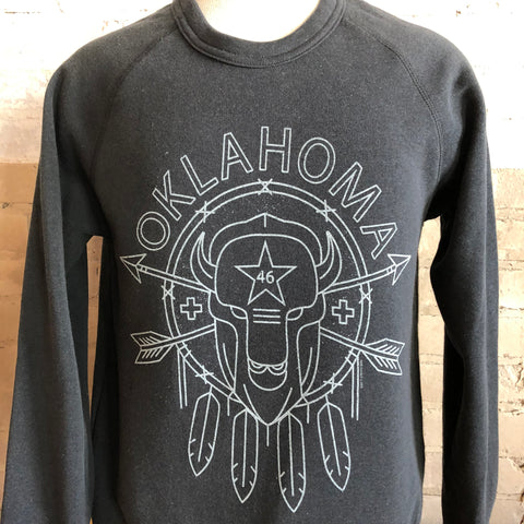 Harvey Nicole - Buffalo Head 46 Sweatshirt