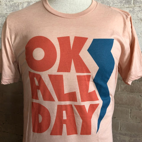 OK All Day T-Shirt (S, 2XL Sizes Only)