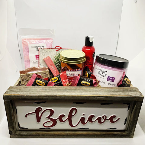 Believe Gift Set