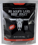 No Man's Land Beef Jerky - 7 oz. Bag