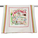catstudio Hand-Loomed Dish Towel