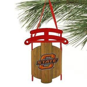 OSU Sled Ornament