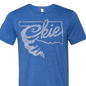 Harvey Nicole - Okie Twister T-Shirt (XS, S, M, XL Sizes Only)