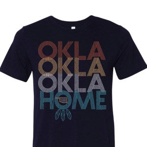 Harvey Nicole - Okla-Home T-Shirt