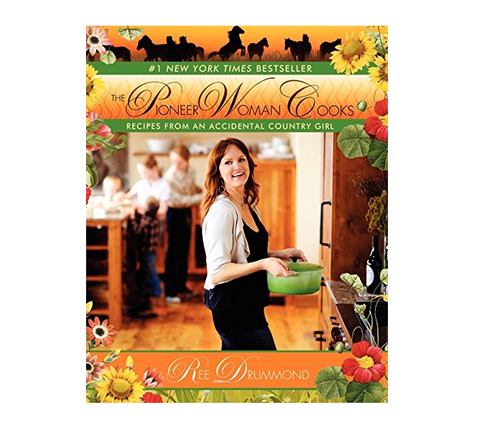 "The Pioneer Woman Cooks - ""Recipes from an Accidental Country Girl"" Cookbook"