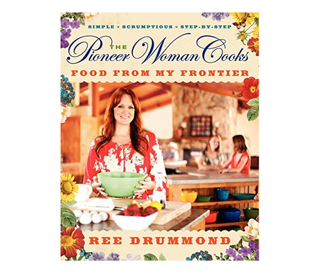 "The Pioneer Woman Cooks - ""Food From My Frontier"" Cookbook"