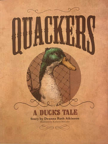 Quackers: A Ducks Tale