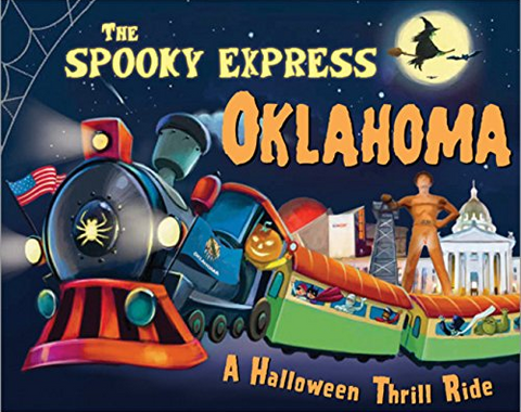 The Spooky Express Oklahoma (Hardcover)