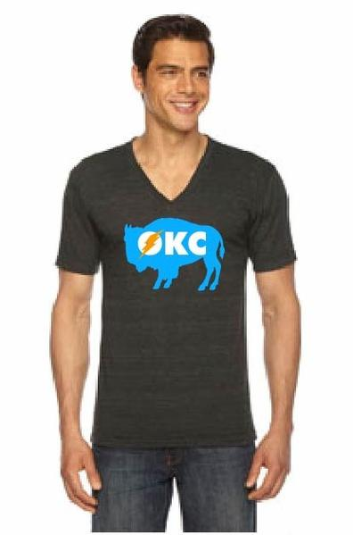 Buffalo OKC T-Shirt (Size Youth XL Only)