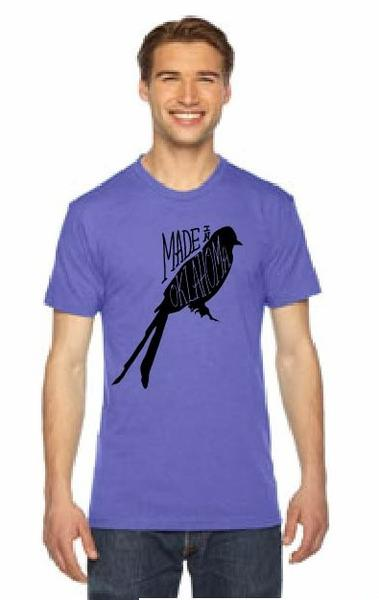 Scissortail Made in Oklahoma T-Shirt (S Size Only)