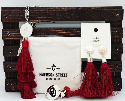 Sooner Pride Women's Gift Set #1