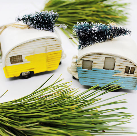 Camper Ornament