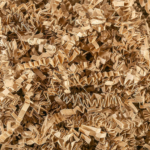 Brown Crinkle Paper (Bag)