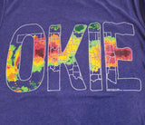 Harvey Nicole - Okie Doppler T-Shirt - Blue (XS, S Sizes Only)