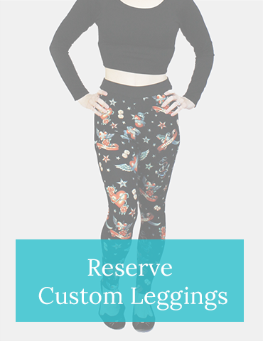 Reserve custom leggings