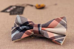 Cotton Bow Ties - 12 Colors