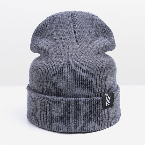 Men's Beanie Winter Hat - 6 Colors