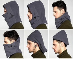 Men's Fleece Hats for Winter