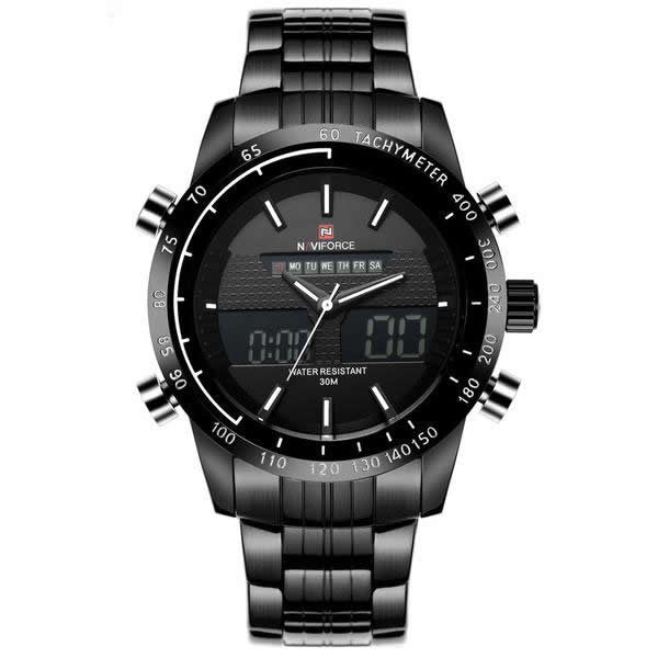 Men Sports Watches Men's - Waterproof