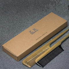 Sandalwood Beard Comb - Anti Static Beard Comb