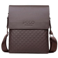 Men's Messenger Bag - Black or Brown