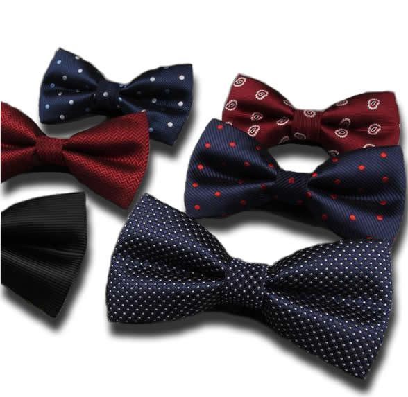 Men's Bow Ties - 20 Color Variations